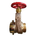 Single Hydrant Gate Valves with Handwheel 175 PSI