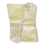 "Chicago Protective 243-KV 23"" Para Aramid Blend High Heat Gloves"