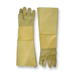 "Chicago Protective 243-PBI-22 23"" PBI® Blend High Heat Glove"