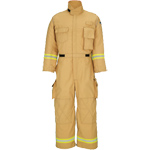 Lakeland DCCVD Dual Certified Coveralls Wildland Extrication Gold
