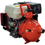 Davey 13 HP Honda Portable Pumps Two-Stage