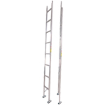 Fire Ladders NFPA Aluminum Folding or Attic Duo Safety