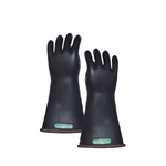 "Chicago Protective LRIG-3-14 14"" Class 3 Rubber Insulated Gloves"