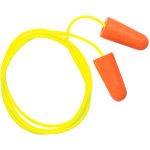 Pyramex Disposable Earplugs Corded and Uncorded