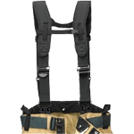 Lakeland Black Ops Suspenders