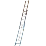 AlcoLite PEL3 Super Compact Pumper Three Section Fire Ladders