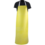 "PGI 1026872 Brute Apron Extra Heavy Weight USDA 35"" x 48"" Yellow"