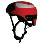 FirstWatch FWBH-R First Responder Water Helmets Red