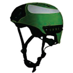 FirstWatch FWBH-G First Responder Water Helmets Matt Green