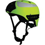 FirstWatch FWBH-Y First Responder Water Helmets Hi-Vis Yellow