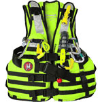 FirstWatch HBV-100-Y High Buoyancy Vests White Water Yellow