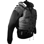 FirstWatch HBV-100-BK High Buoyancy Vests Tactical Black