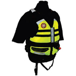 FirstWatch SWV-100-Y Rescue Swimming Vests Hi-Vis Yellow