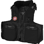 FirstWatch AV-800-PROB Pro Four Pocket Vests USCG Type III Black