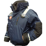 FirstWatch AB-1100PRO-N Pro Flotation Bomber Jackets Navy