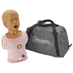 Simulaids 100-1620 Child Choking Manikin With Carry Bag