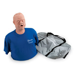 Simulaids 100-1630 Obese Choking Mankin With Carry Bag