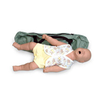 Simulaids 100-1640 Infant Choking Manikin With Carry Bag.
