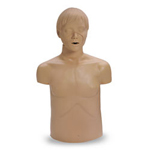 Simulaids 100-2000 Adam Adult CPR Manikin With Carry Bag