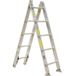 AlcoLite CJL Aluminum Combination Fire Ladders