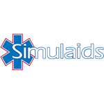 Simulaids PP2067 CASE BLOWMOLDED WITH HANDLE