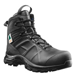 Haix 620012 Black Eagle Safety 55 Mid Side Zip NFPA 1999