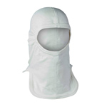 Majestic NFPA Hood PAC IA, Nomex Blend, White (Standard)