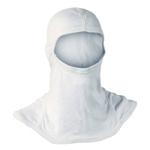 Majestic NFPA Hood PAC I, Nomex Blend, White (Standard)