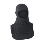 Majestic NFPA Hood PAC II-3PLY, Nomex Blend, Black