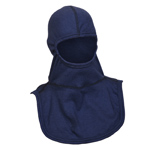 Majestic NFPA Hood PAC II-3PLY, 100% Nomex, Navy Blue