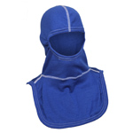 Majestic NFPA Hood PAC II-3PLY, 100% Nomex, Royal Blue
