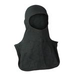 Majestic NFPA Hood PAC II-3PLY, Ultra CarbonKnight, Black (Standard)