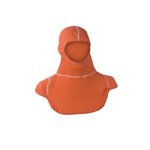 Majestic NFPA Hood PAC III, Nomex Blend, Orange