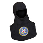 Majestic US Coast Guard Black NFPA Hood PAC II