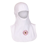 Majestic Cross White NFPA Hood PAC II