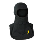 Majestic Support Our Troops (Black hood with Yellow Ribbon) NFPA Hoo