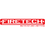"FireTech FT-LC-8-10-B Light Light Cannon 8.7"" 10 Degree Spot Black"