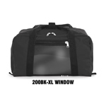 R&B RB-200BK-XL-WINDOW EXTRA LARGE GEAR BAG