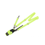 R&B RB-387-HIVIZ RADIO CASE/SHOULDER STRAP/TETHER STRAP COMBO