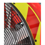 SuperVac FAN CHEVRON Decal Chevron Decal