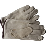 P770 Premium Pigskin Driver Gloves with Fleece Lining