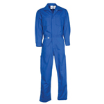 Topps Apparel CO25-3815 Coverall - Royal