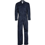 Topps Apparel CC03-22905 Standard Coverall - Navy