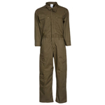 Topps Apparel CO43-0672 CDC Tactical Wear Coverall - Olive