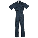 Topps Apparel SS63-1010 Short Sleeve Squad Suit - Midnight