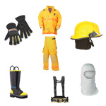 Complete NFPA Turnout Gear Set or Package