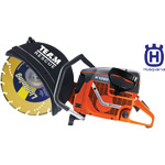 Fire Department K12FD119 Rescue Circular Saws