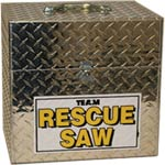 Aluminum Space Saver Case for Fire Rescue Saws