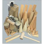 Marine 30 Wood Plug and Wedge Kit Team MARPW30