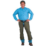 CPA Chain Saw Chaps Green or Orange